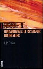 Fundamentals of Reservoir Engineering (Developments in Petroleum-ExLibrary