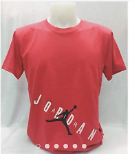 RED JORDAN SHIRT FOR ADULT SIZE SMALL