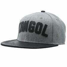 MENS  NEW DESIGNER KANGOL Connect  LINKS CAP FITTED BASEBALL