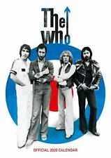 More details for the who (new official 2020 wall calendar)