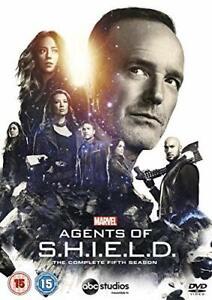 Marvels Agents Of S.H.I.E.L.D. SEASON 5 [DVD] [2018][Region 2]