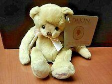 LT. Brown color Susan G. Komen Mini Bears by Dakin