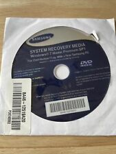 More details for samsung windows 7 home premium recovery disc