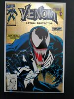 Venom: Lethal Protector #1 Special Edition Gold Foil Variant, Rare! High Grade!