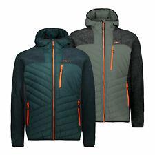 CMP Herren Outdoorjacke Softshelljacke Man Hybrid Jacket Fix Hood Farbwahl