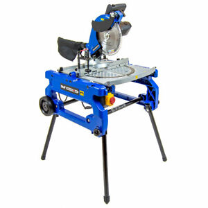 Wolf Flip Over Saw 254mm Combination Table Mitre Saw