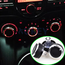 FIT FOR MAZDA 2 DEMIO SWITCH KNOB HEATER CLIMATE CONTROL BUTTONS DIALS FRAME A/C