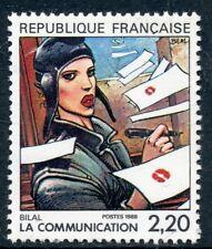 STAMP / TIMBRE FRANCE NEUF N° 2514 ** BANDE DESSINEE / BILAL