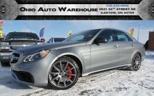 2015 Mercedes-Benz E-Class AMG S-Model AWD 577HP 1-Own Cln Carfax We Finance