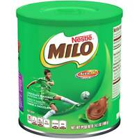 Nestle Milo Chocolate Flavored Powdered Drink Mix, 14.1 Ounce -- 12 per case.