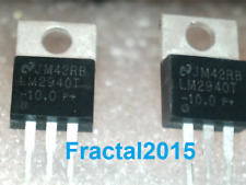 1Pcs LM2940T-10.0 LM2940T-10 IC TO-220 Transistor