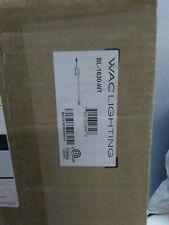 WAC Lighting MO-LED810F-830-WT 810 Impulse LED Monopoint in White Finish Flood Beam 3000K