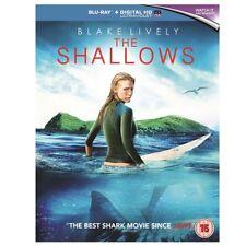The Shallows Blu-ray 2016 Region a