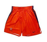 Nike Virginia Cavaliers Digital Elite Lacrosse Short Men's Large Orange CT3115