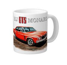 1974  HOLDEN HJ  GTS MONARO  SEDAN  QUALITY  11oz.  MUG   ( 7 CAR COLOURS)