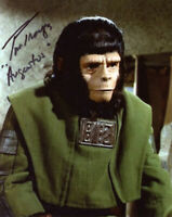TOM TROUPE SIGNED AUTOGRAPHED 8x10 PHOTO AUGUSTUS PLANET OF THE APES BECKETT BAS