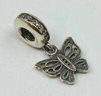 Pandora Charm    Schmetterling  .925 Silber       #  A 30547