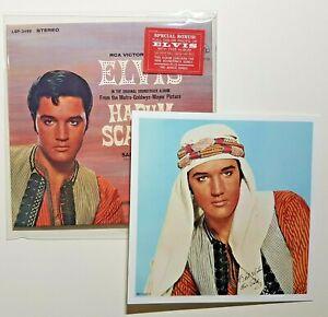 ELVIS PRESLEY : HARUM SCARUM (+ FULL COLOR PHOTO as 1965 LP) ★ remastered CD ★