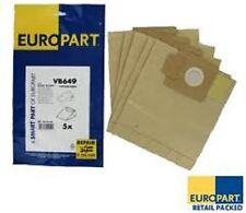 Morphy Richards / Blomberg Paper Vacuum Bags (x5 PACK)  46-VB-649