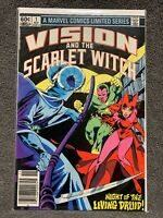 Vision and the Scarlet Witch #1 Marvel 1st series 1982 Marvel Comics Group