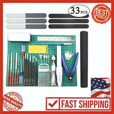 Professional 33 PCS Gundam Model Tools Kit Modeler Basic Craft Hobby Kit Profi