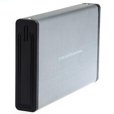 """Boîtier Externe USB 2.0 pour Disque Dur SATA 3,5"""" en Aluminium / Support DD + 1"""
