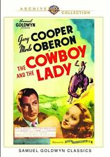 Cowboy & The Lady DVD (1938) - Gary Cooper, Merle Oberon, H.C. Potter