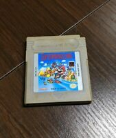 Super Mario Land and Mario Tennis Nintendo Game Boy/GBC Authentic and Working
