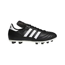 Adidas Copa Mundial Cuero canguro Zapatos de Fútbol Levas Negro/Blanco 015110
