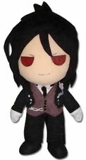OFFICIAL Black Butler Plush: Sebastian - NEW