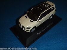 Mercedes Benz x 166 GL clase/GL class 2013 diamante blanco/White 1:43 nuevo/new
