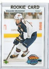 10-11 2010-11 UPPER DECK ALEXANDER BURMISTROV 20TH ANNIVERSARY YOUNG GUNS 203