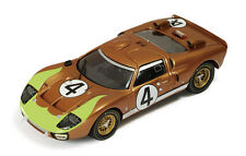 "Ford MkII #4 Donohue-Hawkinks ""Le Mans"" 1966 (IXO 1:43 / LMC109)"