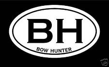 Bow Hunting Decal Sticker archery deer