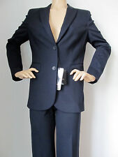 NWT Escada pant suit size 6 navy blue
