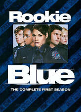 Rookie Blue: The Complete First Season (DVD, 2011, 4-Disc Set) New