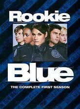 Rookie Blue: Season 1 (DVD, 2011, 4-Disc Set) NEW!!