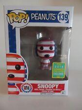 Funko POP! Vinyl 2016 Summer Convention Exclusive 'Snoopy' Peanuts  #139