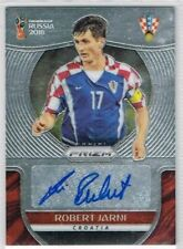 Panini Autographed World Cup Football Trading Cards