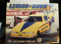 UNKNOWN LEMON & BURR RACING AUTOGRAPH PROMO PHOTOGRAPH!   FF357DSH2