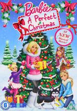Barbie A Perfect Christmas DVD Children Animation Region 2 Brand New