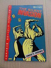 Silent Invasion , the  3 . Renegade Press -1986 - VF