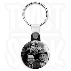 Only Fools and Horses - Grandad - 25mm TV Retro Keyring with Zip Pull Option