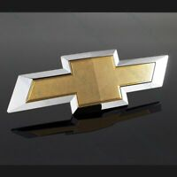 For 2015-2017 Chevy Chevrolet COLORADO front Grill Bowtie Emblem White