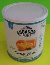 Augason Farms Orange Delight Drink Mix Emergency Food Storage Survival Prepper