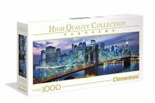 Clementoni High Quality Collection Puzzle New York Brooklyn Bridge 1000pc Jigsaw