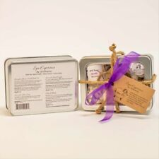 NIB Spa Experience by 1818 Farms Lavender Head To Toe Spa Gift Set