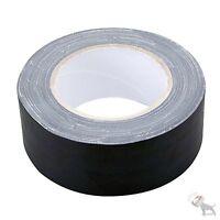 Hosa Technology GFT-447BK Black Gaffer Tape 60 Yards (2in. x 60yd) GFT 447 BK