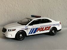 Cookeville Tennessee custom diecast Police car Motormax 1:24 scale