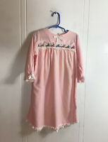 CONE Vintage Baby Nightgown Pajama NEW 3T